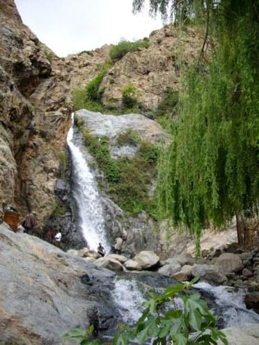 cascade de l'Ourika