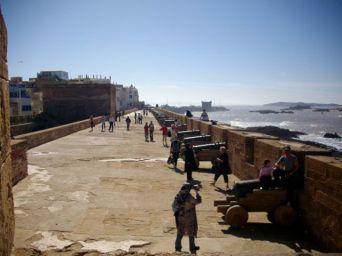 Essaouira - les remparts