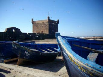 Essaouira - le port citadelle