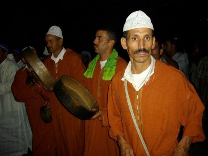 zawiya de Moulay Brahim