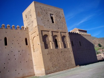 Mosquée de Tinmel - après Ijoukak