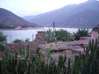 Ouirgane Tassoukte le lac