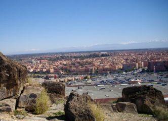 Marrakech et l'Atlas en hivers 2