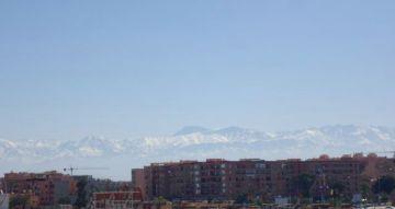 Marrakech et l'Atlas en hivers 7
