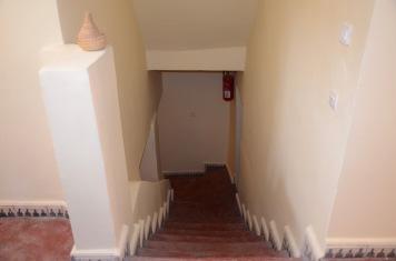 Ryad Tassoukte escalier rdc - 12 2018