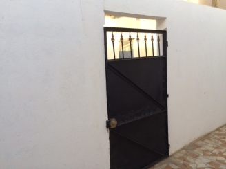 Dakar Liberte entree terrasse
